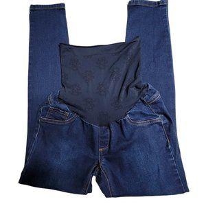 Jessica Simpson Maternity Skinny Jeans, Petite SM